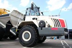 Career dump-body truck Stock Images