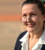 career elegant woman Στοκ εικόνες με δικαίωμα ελεύθερης χρήσης
