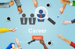 Career Expertise Hiring Professional Occupation Concept Stock Photography