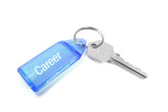Career Key Ring Royalty Free Stock Photography