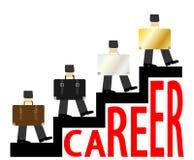 Career ladder Royalty Free Stock Photo