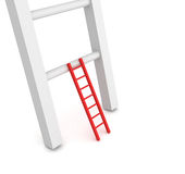 Career ladder Stock Photography