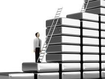Career ladder Royalty Free Stock Image
