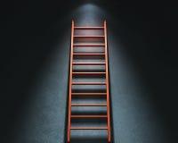 Career Ladder Royalty Free Stock Photos