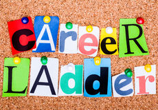 Career ladder Stock Photos