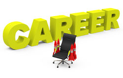 Career opportunities Stock Images