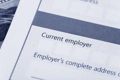 Career Opportunity Stock Photo