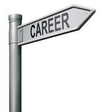 Career opportunity job promotion. Career opportunity search and find dream job promotion royalty free illustration