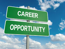 Career opportunity Stock Photos