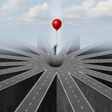 Career Pitfall Solution Royalty Free Stock Image