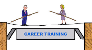 Career Training Royalty Free Stock Image