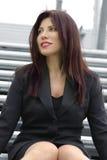 Career woman royalty free stock photo