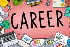 Career Work Job Employment Recruitment Concept Stock Photography