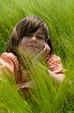 Carefree childhood Stock Images