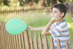 Carefree childhood concept royalty free stock photography