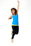 Carefree dancer Royalty Free Stock Photography
