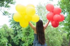 Carefree, Freedom ,Happy Lifestyle Woman Stock Photo