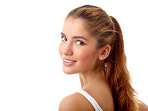 Carefree teenager Royalty Free Stock Photography