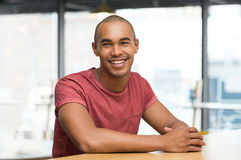 Carefree young man Royalty Free Stock Photography