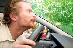 carefull οδηγός Στοκ φωτογραφίες με δικαίωμα ελεύθερης χρήσης
