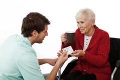 Caregiver Stock Photos
