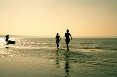 Careless summer Royalty Free Stock Photography
