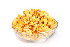 Caremel popcorn Stock Photo