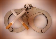 Carencia de la libertad? Imagen de archivo libre de regalías