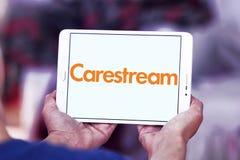 Carestream健康商标 图库摄影