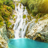 Carew falls Royalty Free Stock Photography