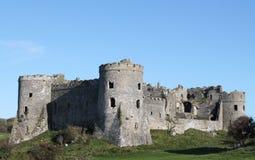 Carew Schloss Stockbilder