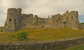 Carew slott 5 Fotografering för Bildbyråer