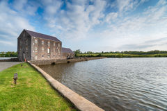 Carew Tidal Mill Royalty Free Stock Photo