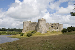 Carew West Stock Image