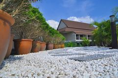 Carey klang Malesia di pulau della baia di Amverton Immagine Stock Libera da Diritti