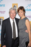 Carey Lowell, Richard Gere Royalty Free Stock Photos