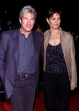 Carey Lowell,Richard Gere Royalty Free Stock Image