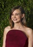 Carey Mulligan bij 2015 Tony Awards Stock Afbeeldingen