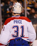 Carey Price Royalty Free Stock Images