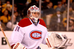 Carey Price Montreal Canadiens Royalty Free Stock Images