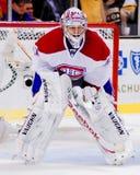 Carey Price Montreal Canadiens Imagens de Stock Royalty Free