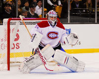 Carey Price Montreal Canadiens Fotografia de Stock Royalty Free