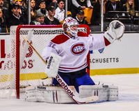Carey Price Montreal Canadiens Lizenzfreie Stockfotos