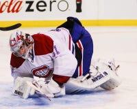 Carey Price Montreal Canadiens Lizenzfreies Stockbild