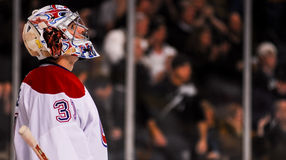 Carey Price Montreal Canadiens Lizenzfreie Stockfotografie