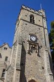 Carfax torn i Oxford Arkivfoton