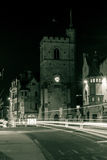 Carfax Tower by night Royalty Free Stock Photo