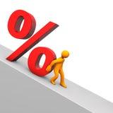 Carga de interesse Imagem de Stock Royalty Free
