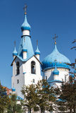 Carga de San Jorge, St Petersburg Fotos de archivo