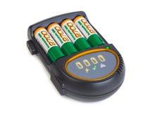 Cargador de batería Imagenes de archivo